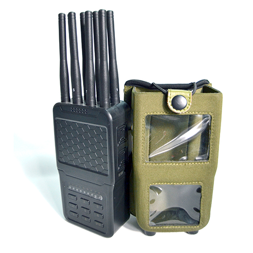 Mobile phone jammer Niles | Portable Handheld Cell Phone Jammer(CDMA,GSM,DCS,3G)