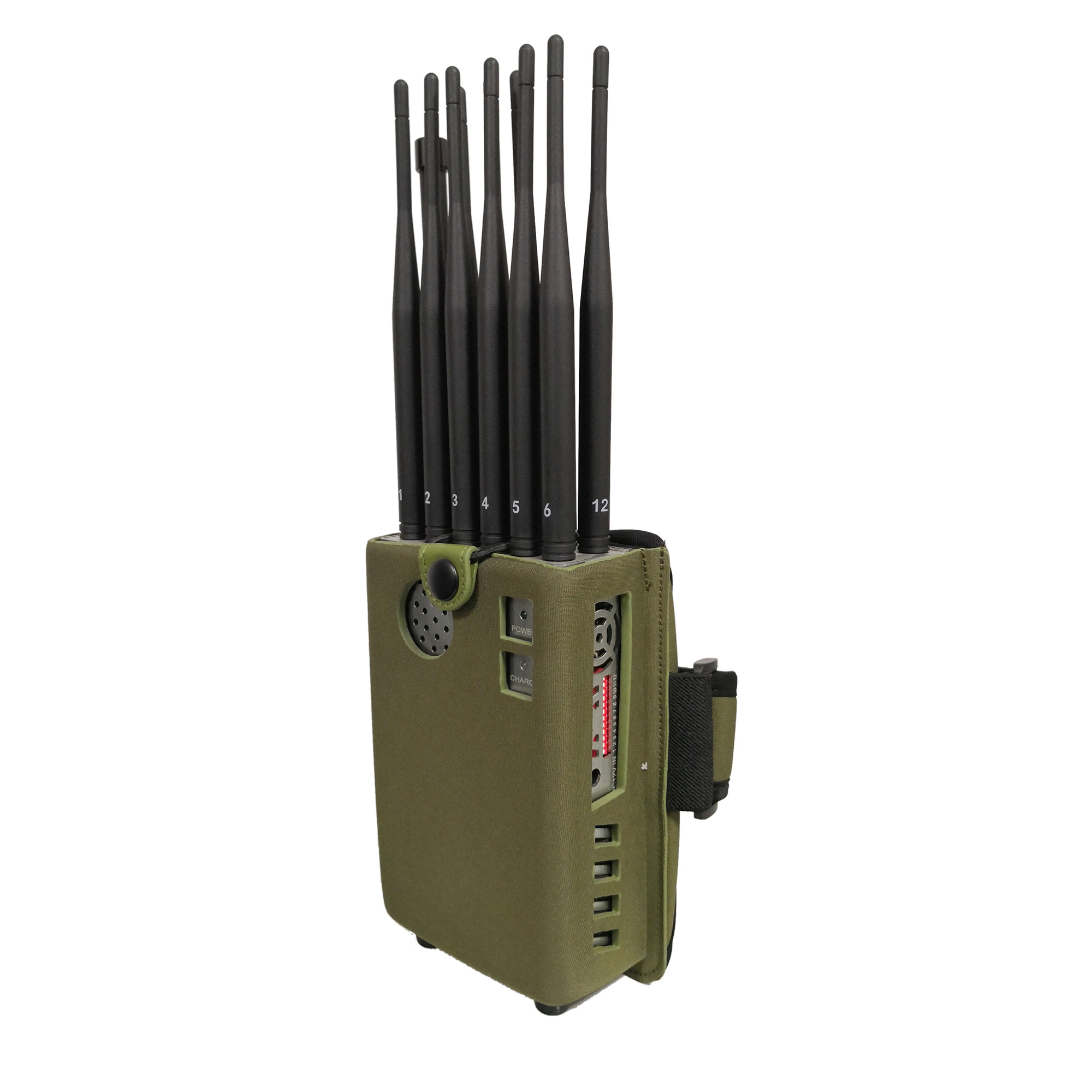 Signal jammer for car - High Power Remote Control Jammer for GPSL3/L4/GSM/3G/4G433MHz/315MHz/868MHz