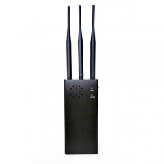 10W 3 Antennas 315MHz/433MHz/868MHz Car Alarm Jammer Remote control Jammer up to 100 m